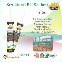 Fast Curing High Modulus Structural PU Sealant Adhesion On Ceramic / Metal