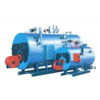 Buy cheap WNS Series 6 Ton Gas Fired Industrial Steam Boiler Approved ISO9001 product