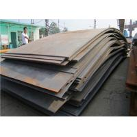 Buy cheap Custom Length Ms Plate / Black Iron Plate S235 S355 Ss400 A36 Standard from wholesalers