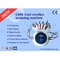Buy cheap 650 nm Diode Laser Portable Cryolipolysis Device Mini For Fat Burning from wholesalers