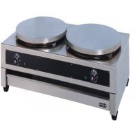 Buy cheap Manual Control Commercial Baking Ovens Gas Rotating Professional Crepe Maker Machine from wholesalers
