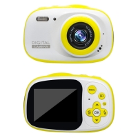 Buy cheap Waterproof Kids children digital camera with Photos/mp3/mp4 and 6x Digital Zoom support 1000mAH Li-Ion Battery from wholesalers