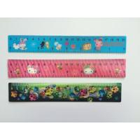 Buy cheap PP Ruler 3d Lenticular Printing Services For Kids 0.38 mm / 0.45 mm / 0.58 mm product
