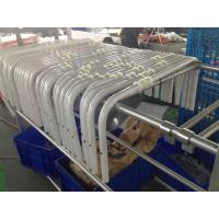 Buy cheap Aksu Powder Coating CNC Bending Tubes with Holes for Aluminum Alloy Stair Chair from wholesalers