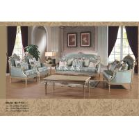Buy cheap Classic Carved Luxury Sofa Set Design Living Room Furniture from wholesalers