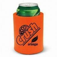 Buy cheap Foam Can Cooler/Koozie, Made of NBR, Available in Various Colors from wholesalers