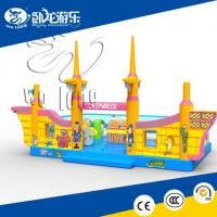 Buy cheap new design hot sale inflatable bouncer from wholesalers