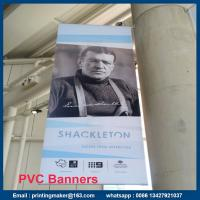 Buy cheap Building Advertising Flex PVC Outdoor Hanging Banner from wholesalers