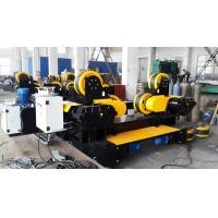 Buy cheap Fit Up Welding Pipe Support Rollers , Joint Welding Pipe Supports Stands from wholesalers