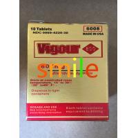 Generic Viagra Sex Enhancement Pills Yellow Vigour 800mg 10 Tablets Per Bottle