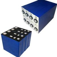Buy cheap Lightweight 3.2V 42Ah Lifepo4 Deep Cycle Battery 5000 times For Commnications Basic Power Station from wholesalers