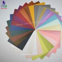 Buy cheap Pearl wrapping paper cardboard colored pearlescent paper 250gsm from wholesalers