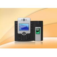 Buy cheap Safety web based door Fingerprint Access Control System With Backup Battery WIFI GPRS from wholesalers