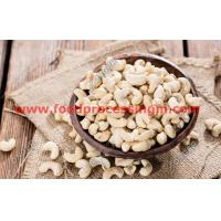 Buy cheap cashew nut process line| cashew nut roasting machine|cashew nut frying machine|cashew nut coating machine from wholesalers