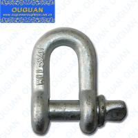 Buy cheap Dee Type G210 Shackle from wholesalers
