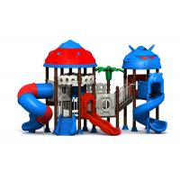 Buy cheap High Security Kids Outdoor Playground Equipment For Kindergarten King Kong Style from wholesalers