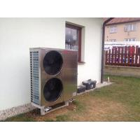Buy cheap House Heating Home Heat Pump220V / 380V , Super Low Noise Heat Pump Air Conditioner from wholesalers