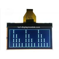 Buy cheap STN FSTN FFSTN 128x64 Graphical LCD Monochrome Graphic With Yellow Green Backlight from wholesalers