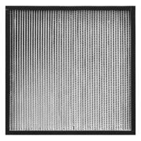 Buy cheap ZS-GW Mini-pleat high efficiency particulate air filter for HVAC system product