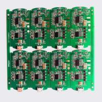 Buy cheap 1OZ Rogers 4003C Double Sided PCB , FR4 Laminate Multilayer Printed Circuit Board from wholesalers