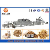Buy cheap long performance good taste Pet Food Production Line high quality from wholesalers