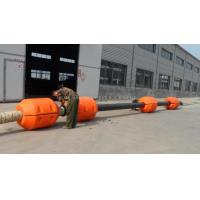 Buy cheap hdpe pipe and rubber pipe floaters  floaters for dredging pipes Dredging Suction Pipe and Dredging Discharge Pipe from wholesalers