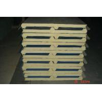 Buy cheap Polyurethane PU Sandwich Roof Panel from wholesalers