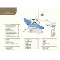 Buy cheap Top Adjustable Dental Chair Equipment , Dental Office Chairs Complete Dental Spare Parts from wholesalers