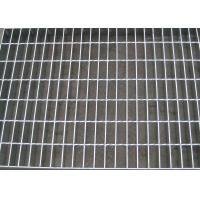Buy cheap Twisted Bar Stainless Steel Floor Grating , ISO9001 Industrial Floor Grates from wholesalers