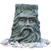 Buy cheap Magnesia Statue Water Fountains For Garden , Large Outdoor Fountains from wholesalers