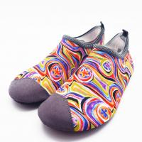 Buy cheap Beach Non Skid Water Shoes Water Skin Shoes Aqua Socks Van Gogh Style from wholesalers