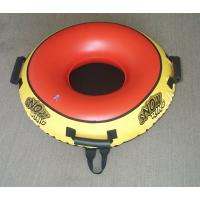 Buy cheap inflatable pvc snow tube/pvc inflatable snow car /inflatable snow sled from wholesalers