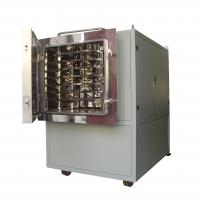 Buy cheap LTDG -100 Vacuum Freeze Drying Machine , Fruit Dryer Machine High Efficiency from wholesalers