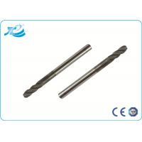 Buy cheap Solid Carbide Cutting Tools End Mill For Stainless Steel , Metal Removal End Mills from wholesalers