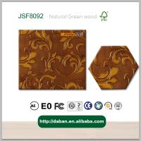 Buy cheap High-end DIY embossed 3D wall panel, wall decoration panel from wholesalers