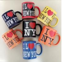 Buy cheap New York Souvenir Gift Ceramic Coffee Mug Cup 11OZ from wholesalers