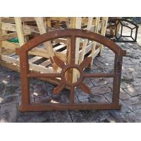 Buy cheap Waterpfoof Antique Cast Iron Windows In Old Brids Building In Old Garden from wholesalers