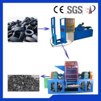 Buy cheap Energy Saving Tire Recycling Machine 3 Phases Crumb Rubber Plant from wholesalers