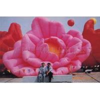 Buy cheap Beautiful Design Inflatable Lighting Water Lily For Event Or Party Decoration from wholesalers