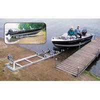Buy cheap Aluminum Speed boat yacht trailer from wholesalers