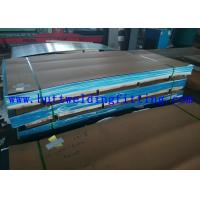 Buy cheap ASTM A387 20 Feet Hot / Cold Rolled Stainless Steel Plate For Pressure Vessel Plate product
