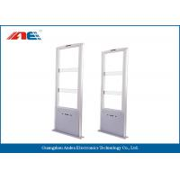 China 90CM RFID Security Gate Card Reader , RFID Gate Access For Library Management System on sale