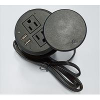 Buy cheap Home Creative Desktop Wall Power Socket US Standard With USB Interface from wholesalers
