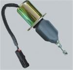 Buy cheap 5.9L Diesel Engine Fuel Shut Off Solenoid , Universal Fuel Shut Off Solenoid from wholesalers