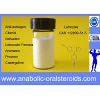 Buy cheap Letrozole Femara Legal Anti Estrogen 112809-51-5 To Cure Breast Cancer from wholesalers