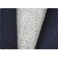 Buy cheap Comfortable Knitted Denim Fabric , Curtain / Bag / Dress Jeans Fabric from wholesalers