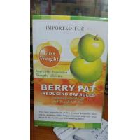 Buy cheap Organic Herbal Weight Loss Pills / Adult Berry Fat Loss Tablets No Side Effect from wholesalers