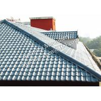 Buy cheap Plastic PVC composite easy installation, high strength roof tile from wholesalers