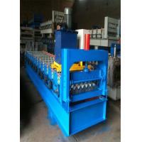 Buy cheap Automatic 750 IBR Corrugated Color Steel Roll Forming Machine For Iron and Aluminum Metal Sheet from wholesalers