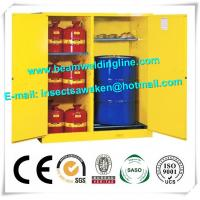 Buy cheap Yellow Biological Small Fire Resistant File Cabinet / Industry Storage Cabinet from wholesalers